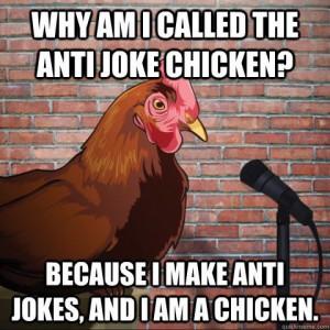 anti joke