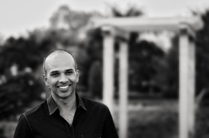 Author, Mahesh Rao