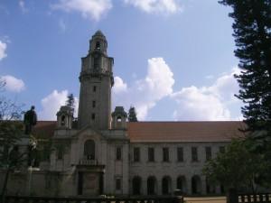 IISC Bangalore. L. Shyamlal, wikimedia commons
