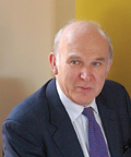 Vince Cable. Andrew Sales, wikimedia commons