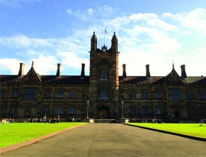 University of Sydney (Jason Tong, wikimedia commons)