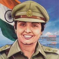 First Illustrative Storybook on Dr. Kiran Bedi released