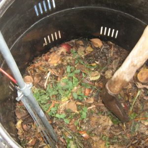 Composting Diego Grez Public Domain via Wikimedia Commons