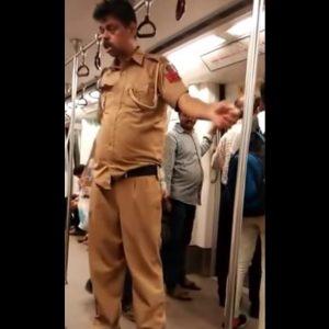 Delhi policeman