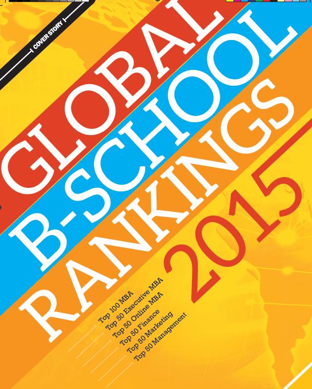 MBA university rankings
