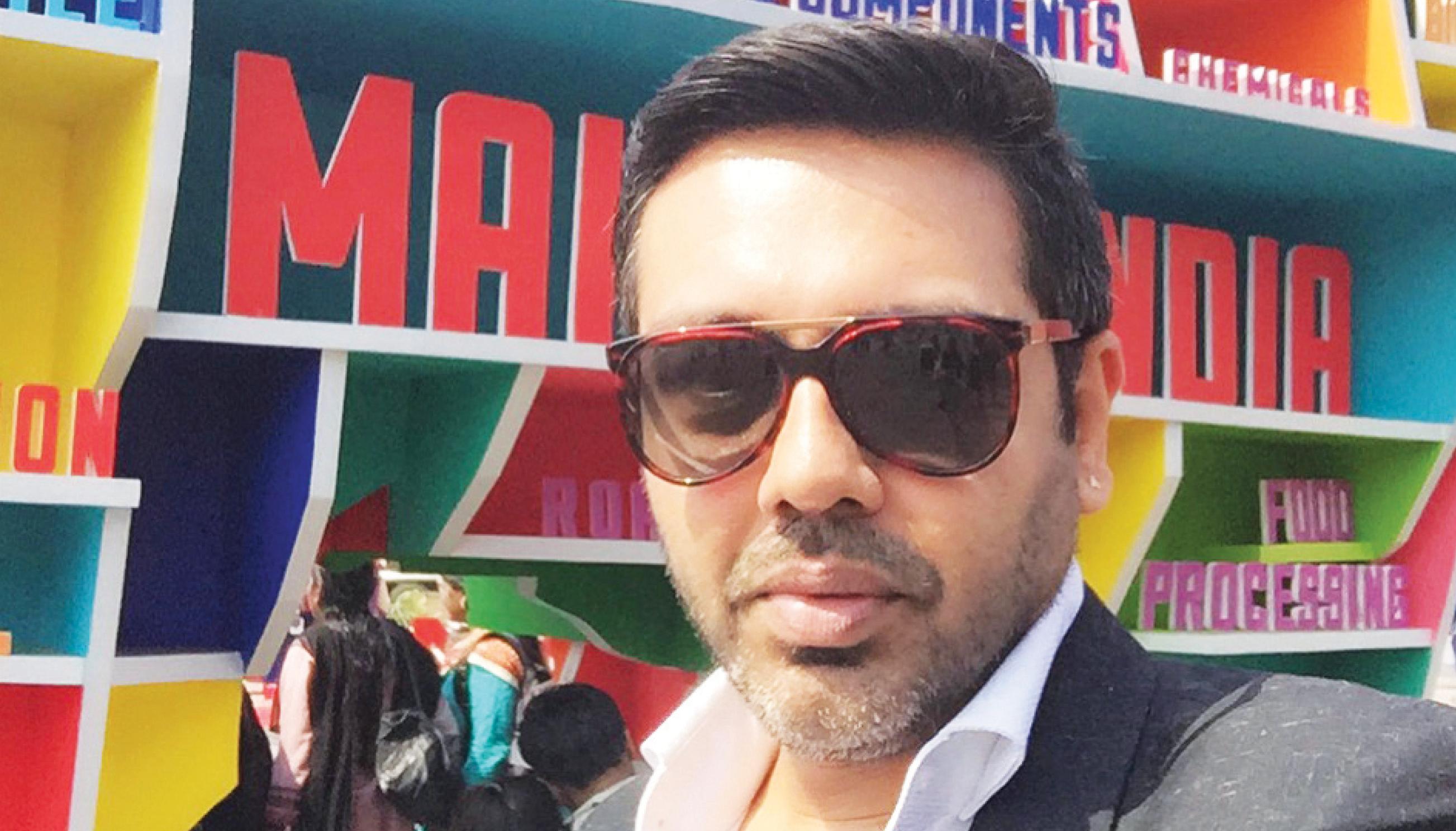 Nitish Shah - March 2016