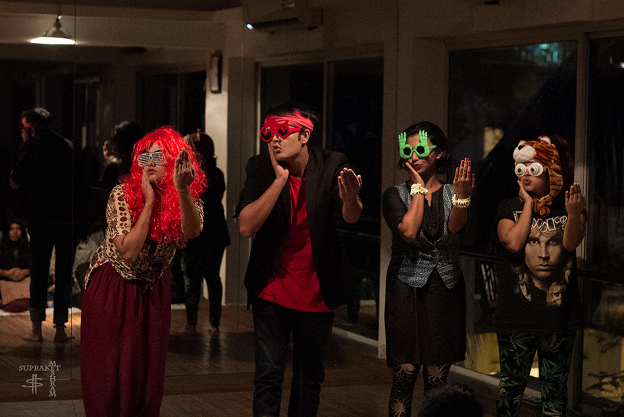 The Mirror Merchants' - previous play
