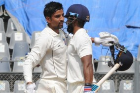 Gugale, Bawne put on the highest partnership of 594 in Ranji Trophy