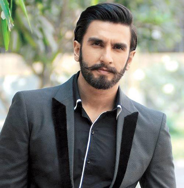 Ranveer Singh with beard
