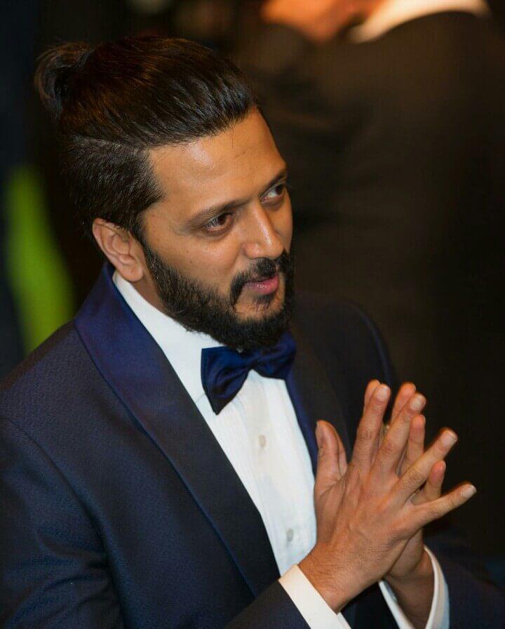 Ritesh Deshmukh with beard