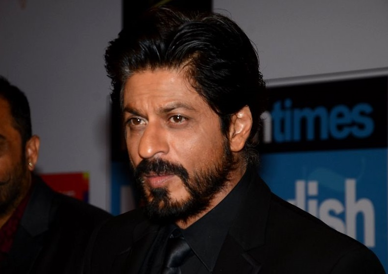 SRK with beard