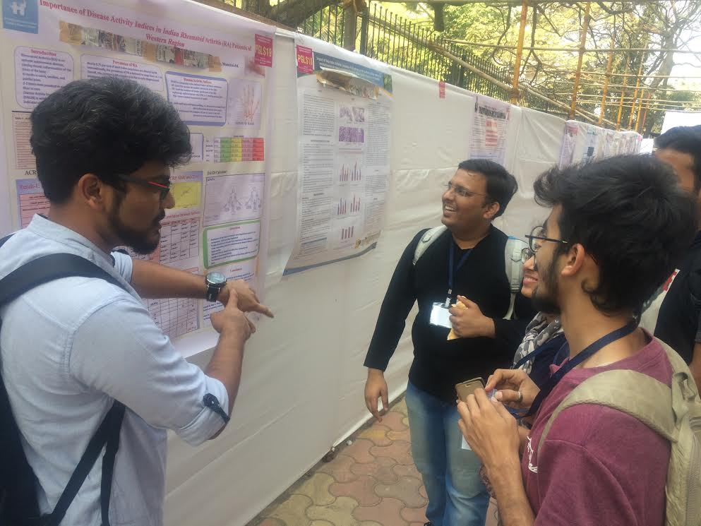 VES conducts national-level research poster competition in science
