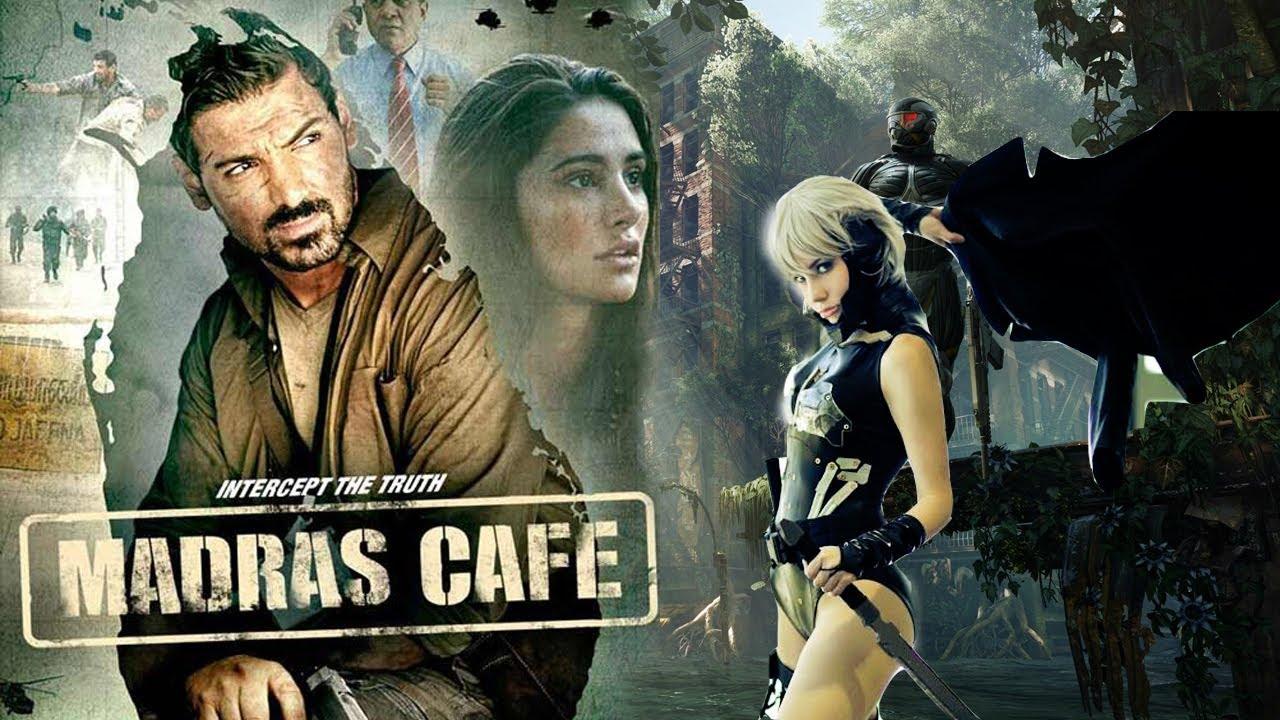 Madras Cafe Hindi Movie Review