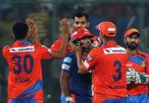 Rishab Pan misses his century in IPL 2017