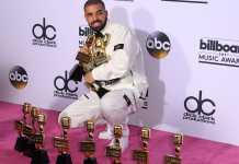 Drake wins 13 billboard awards breaking Adele's record