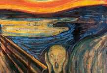 The scream-min