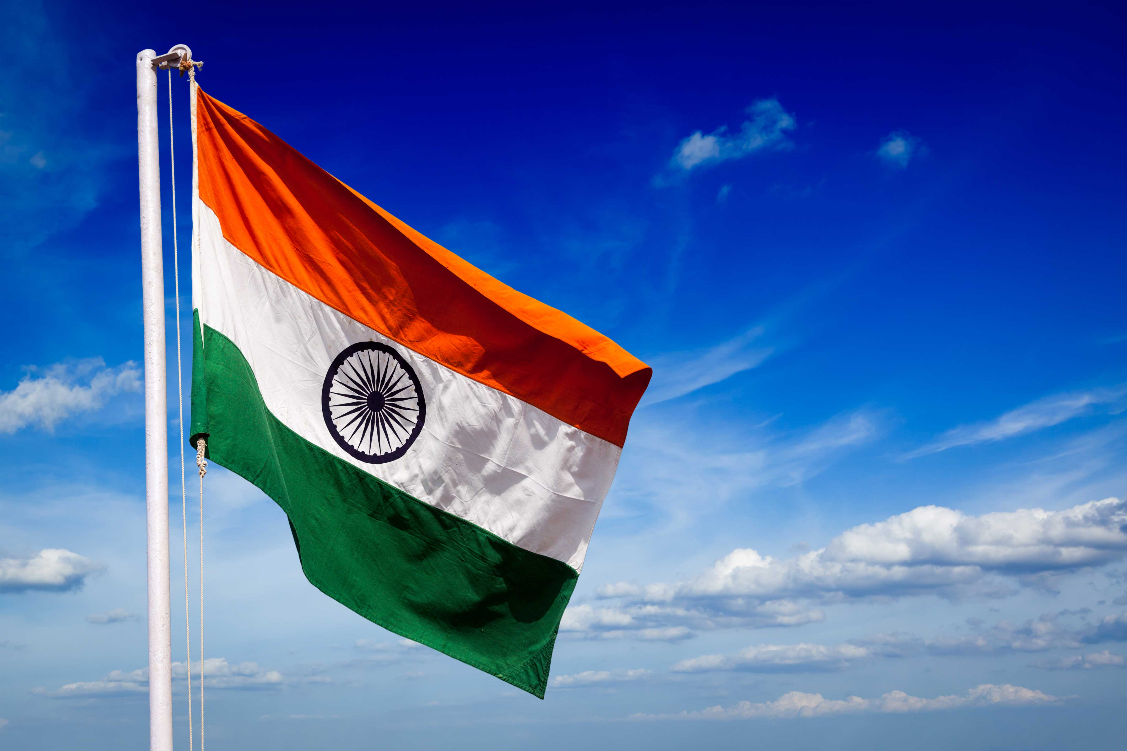 What Is The Actual Meaning Of Indian Flag Or Tiranga