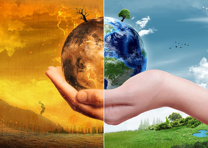 How Does Global Warming Cause Natural Disasters