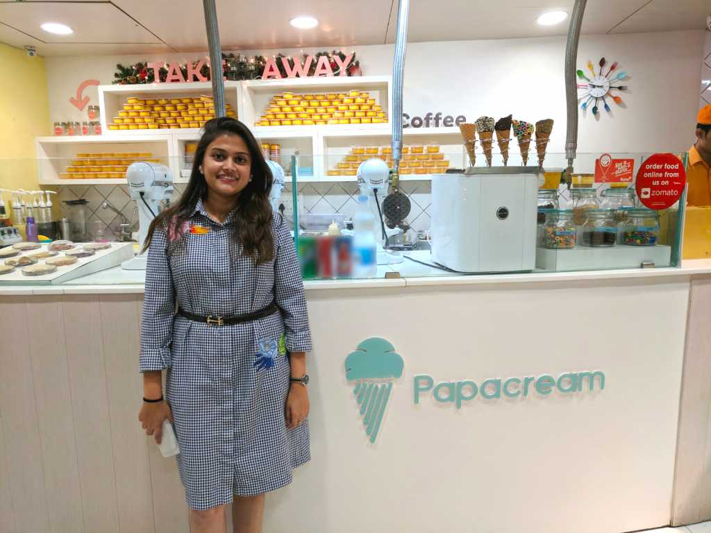 Papacream Founder Tanvi Chowdhri