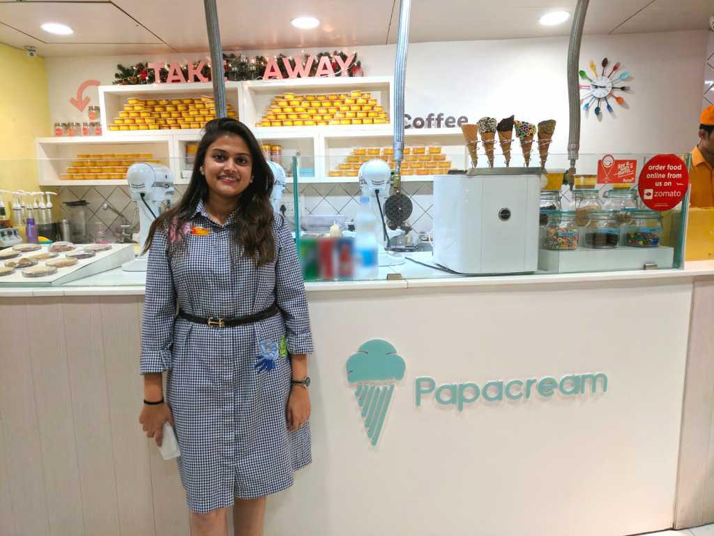Papacream Founder Tanvi Chowdhri