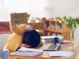 exam anxiety