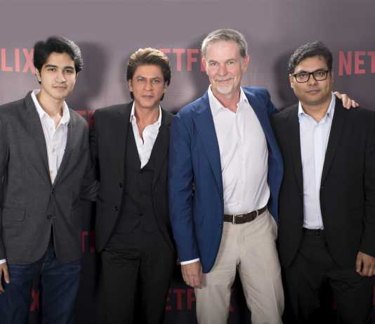 Bard of Blood - Netflix and Red Chillies