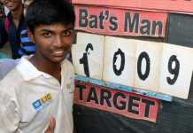 Pranav Dhanawade - 1,009-run scorer returns scholarship granted by MCA