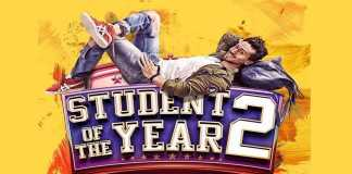 student of the year 2 - Bollywood movies 2018