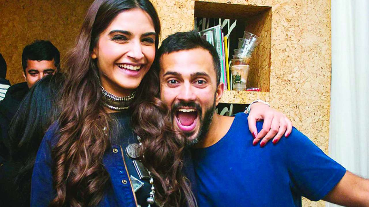 Image result for sonam kapoor anand ahuja
