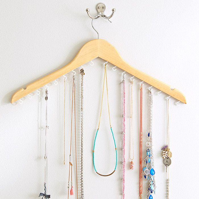 hanger jewellery holder