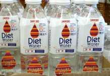 diet water-most bizarre inventions
