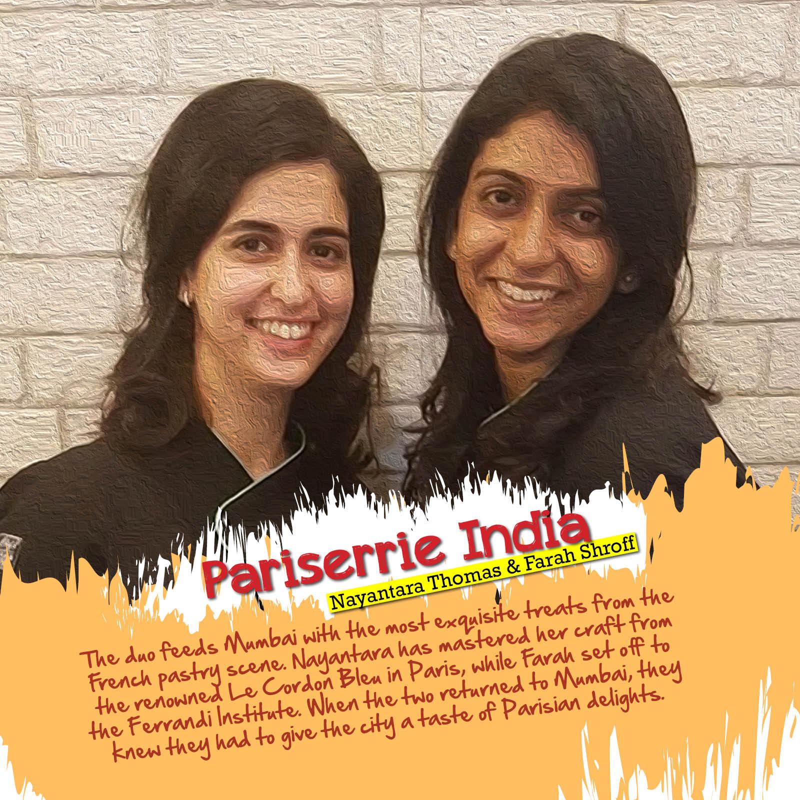 Pariserrie India