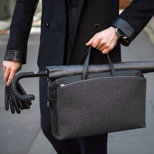 Fancy Briefcase