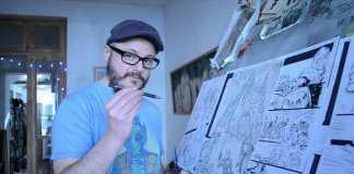 comic artist