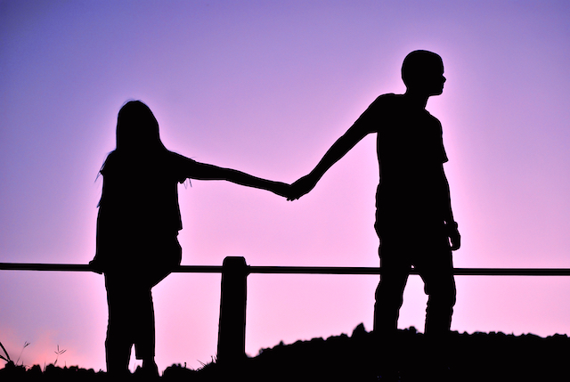 Letting go of a relationship