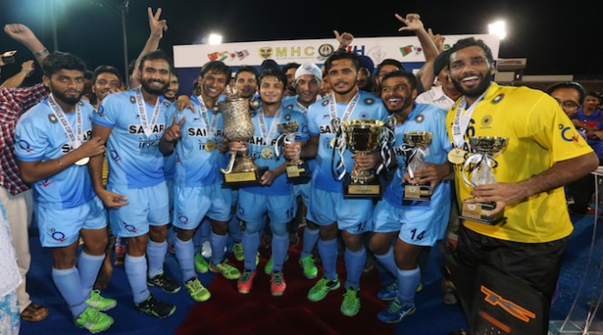 Hockey India Announces Cash Prize for Jr. Team
