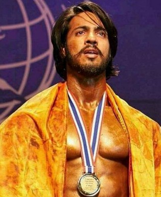 ANOOP WINS GOLD MEDEL IN WORLD BODY BUILDING CHAMPIONSHIP