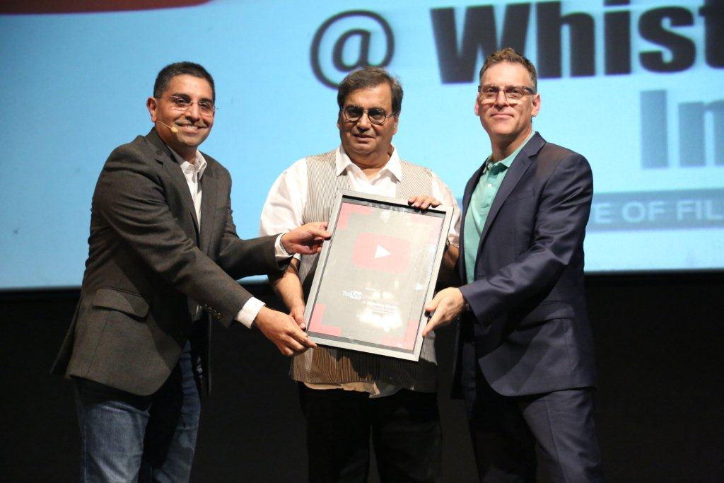 YouTube Space Mumbai at Whistling Woods International opens for Indian Content Creators