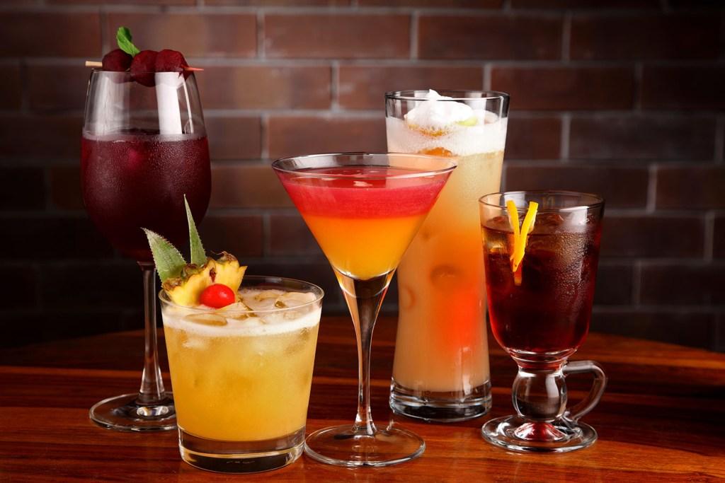 Irish House Signature Cocktails