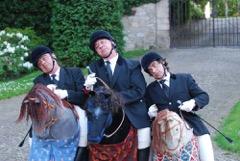 Alliance Française de Pune presents: The Horsemen A HILARIOUS CIRCUS SHOW!
