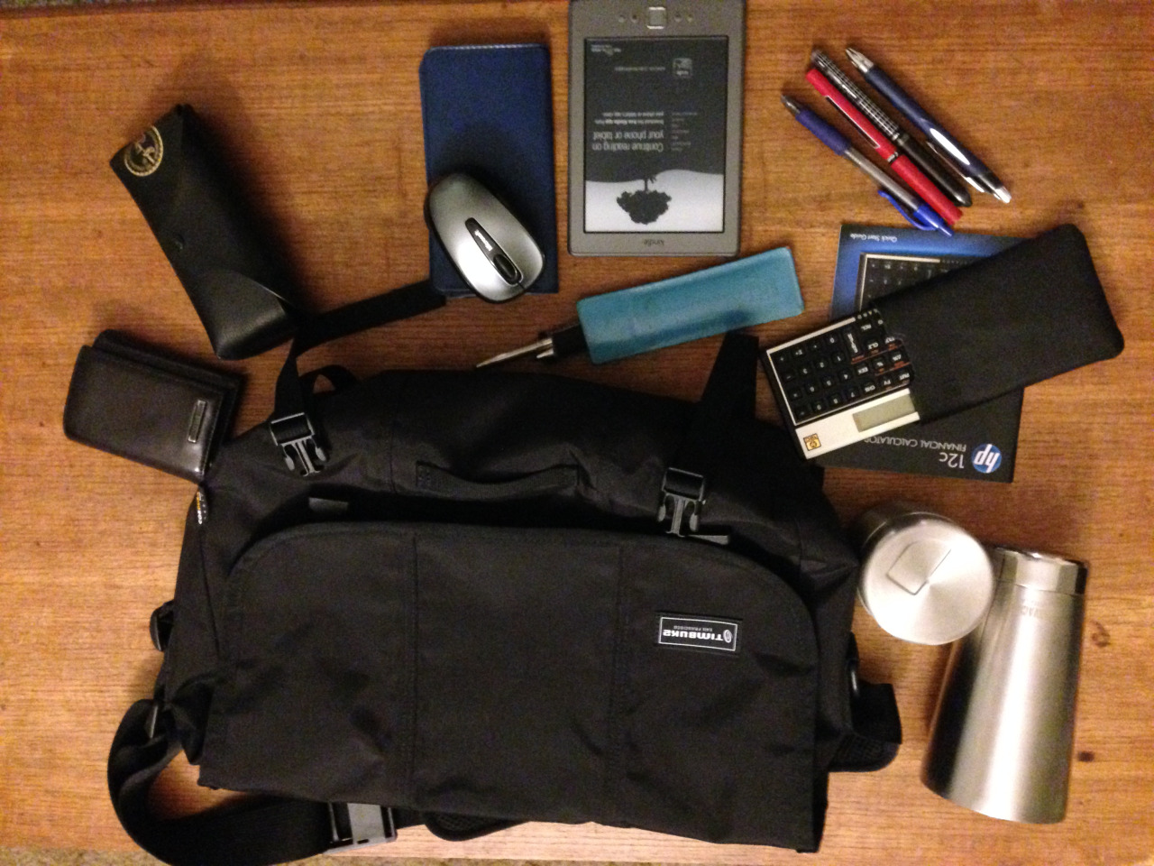 10 things every man needs in his bag