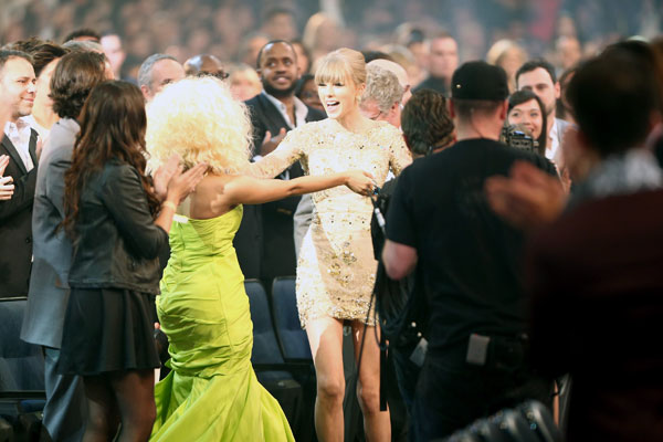 nicki minaj and taylor