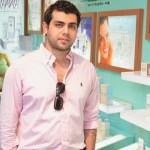 Arjun Khurana Managing Director - Bottega di LungaVita natural cosmetics