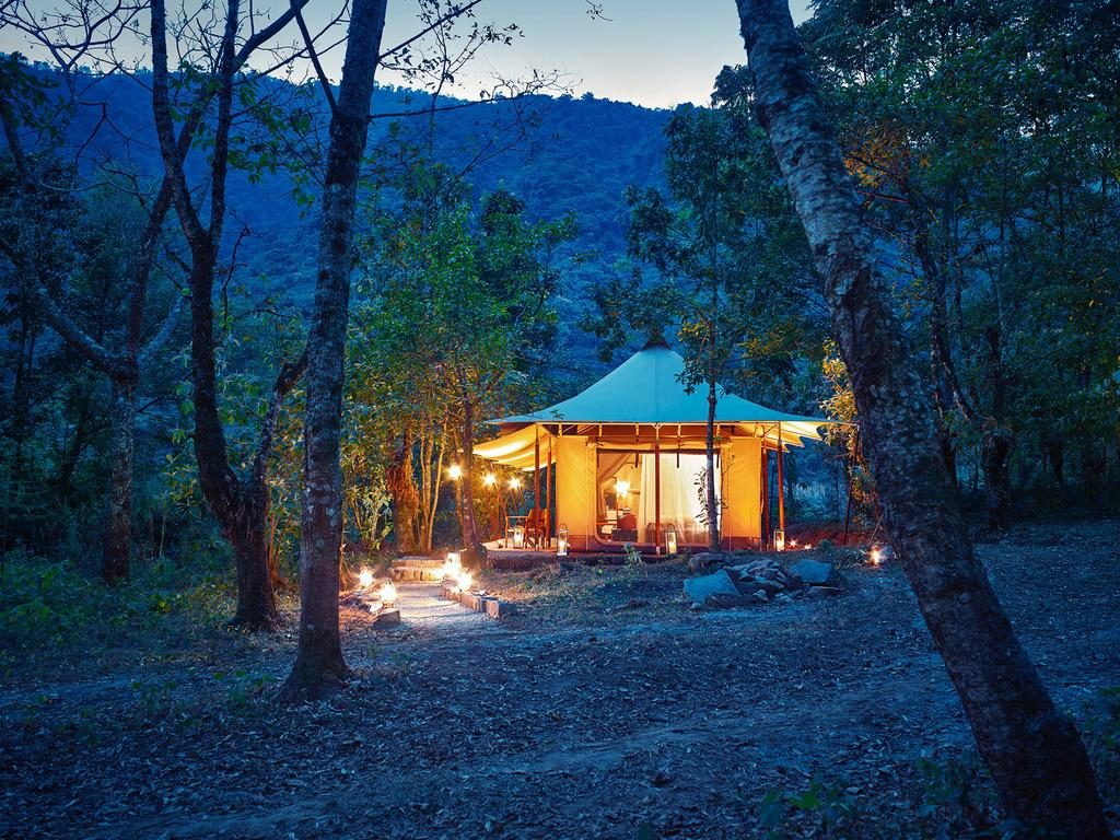 camping in nagaland