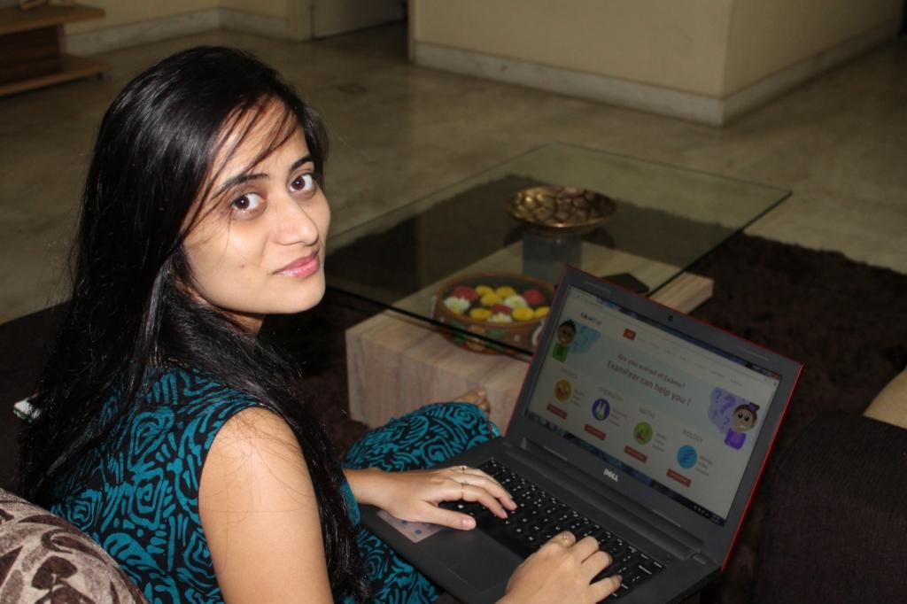 Virtual Teacher Roshni Mukherjee