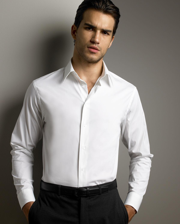 white-classic-shirt
