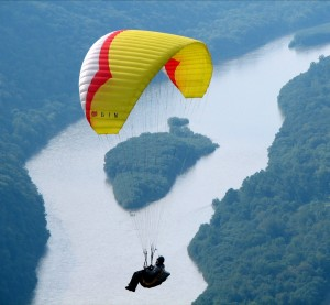 Hyner_View_State_Park_Paragliding
