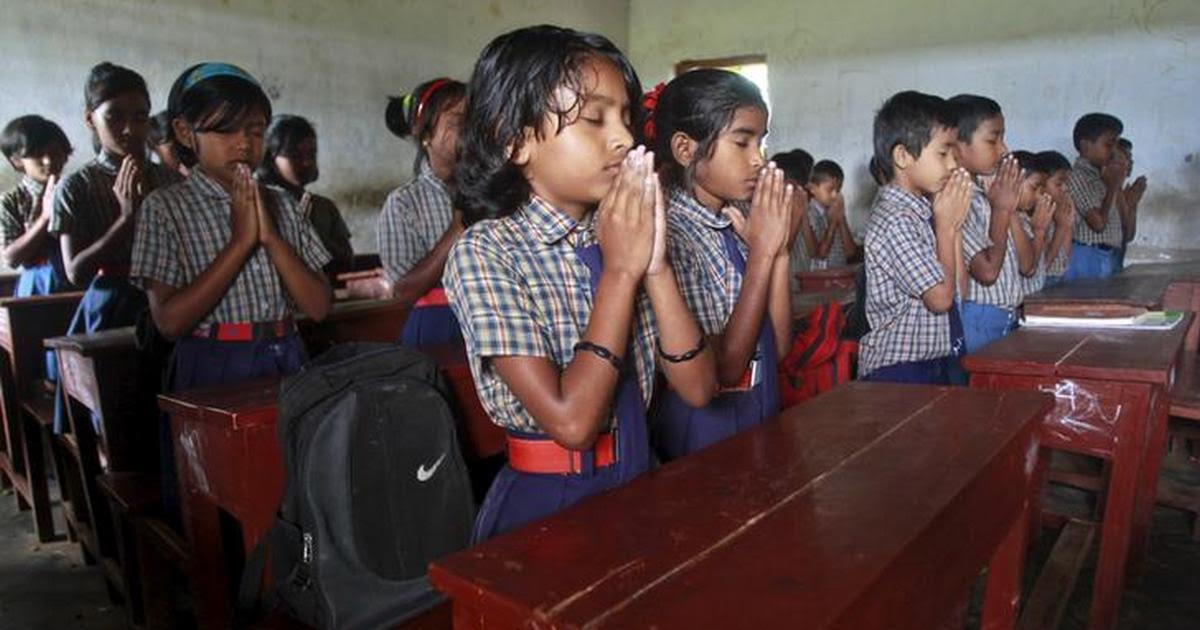Government schools in Haryana to teach religious texts