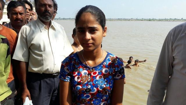 11-year-old girl to swim 570 km across Ganga