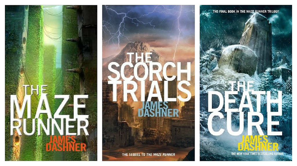 5 book thrills to give you chills